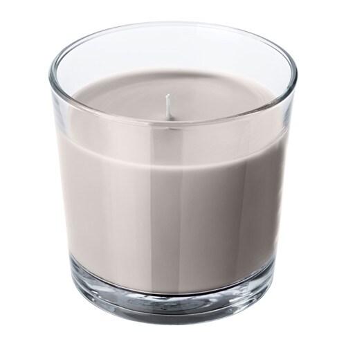 Ikea Kerzen Im Glas sinnlig duftkerze im glas ikea