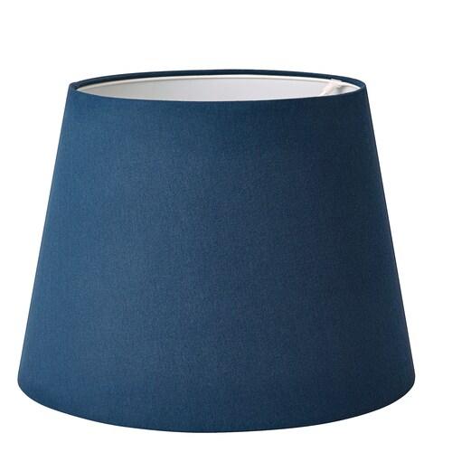 SKOTTORP Leuchtenschirm dunkelblau 42 cm 31 cm