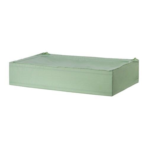 ikea skubb kasten tasche organizer aufbewahrungsbox unterbett aufbewahrung gr n ebay. Black Bedroom Furniture Sets. Home Design Ideas
