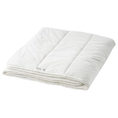 SMÅSPORRE Decke mittelwarm 200 cm 140 cm 420 g 1010 g