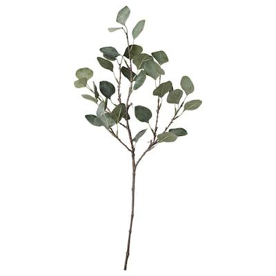 SMYCKA Kunstblatt, Eukalyptus/grün, 65 cm