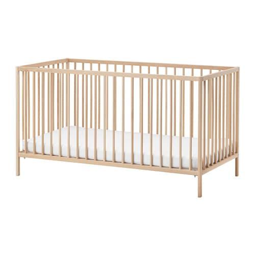 Sniglar Babybett 70x140 Cm Ikea