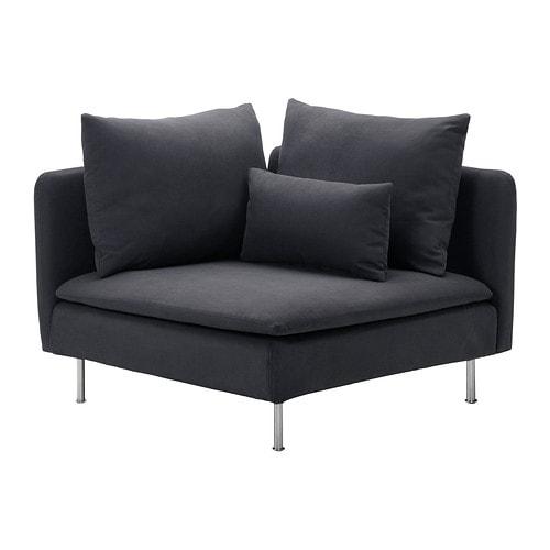 s derhamn eckelement samsta dunkelgrau ikea. Black Bedroom Furniture Sets. Home Design Ideas