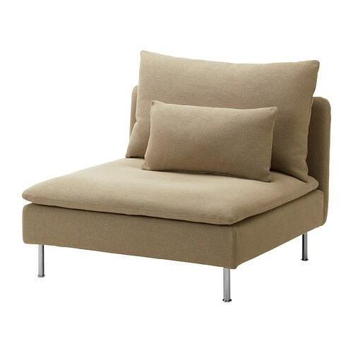Sitzelemente Couch : S?derhamn sitzelement repl?sa beige ikea