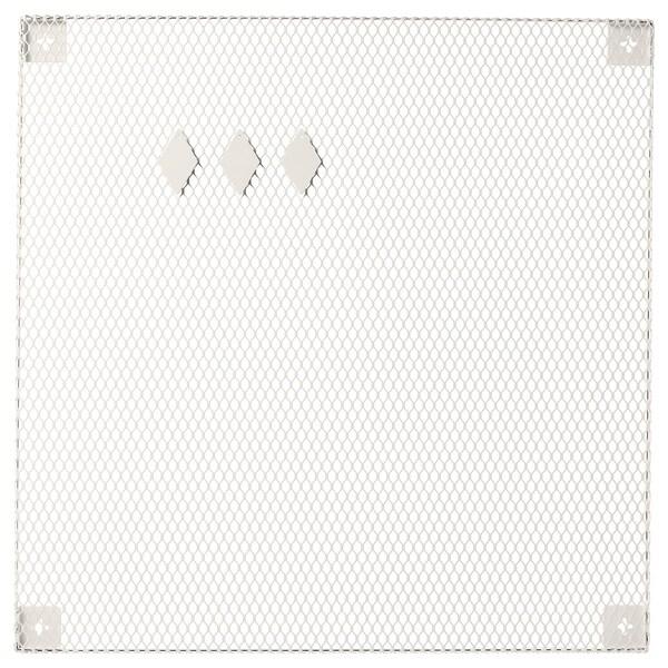 SÖDERGARN Notiztafel mit Magneten, weiß, 60x60 cm
