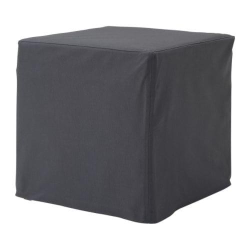 lounge sitzw rfel hocker design sitzhocker grau schwarz. Black Bedroom Furniture Sets. Home Design Ideas