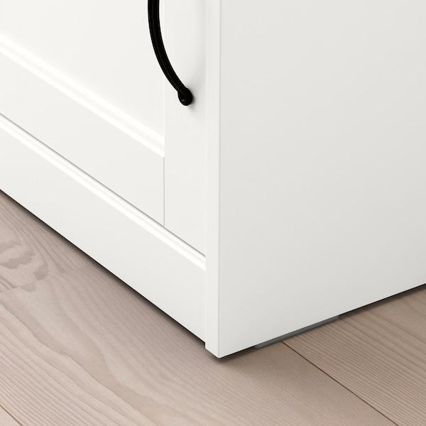 SONGESAND Ablagetisch, weiß, 42x40 cm
