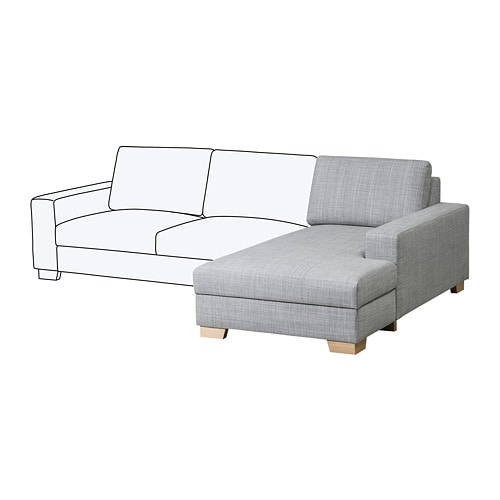 Ikea sessel isunda grau for Sessel ikea grau