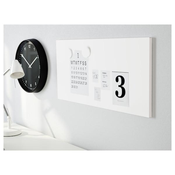 SPONTAN Magnettafel weiß 37 cm 2 cm 78 cm