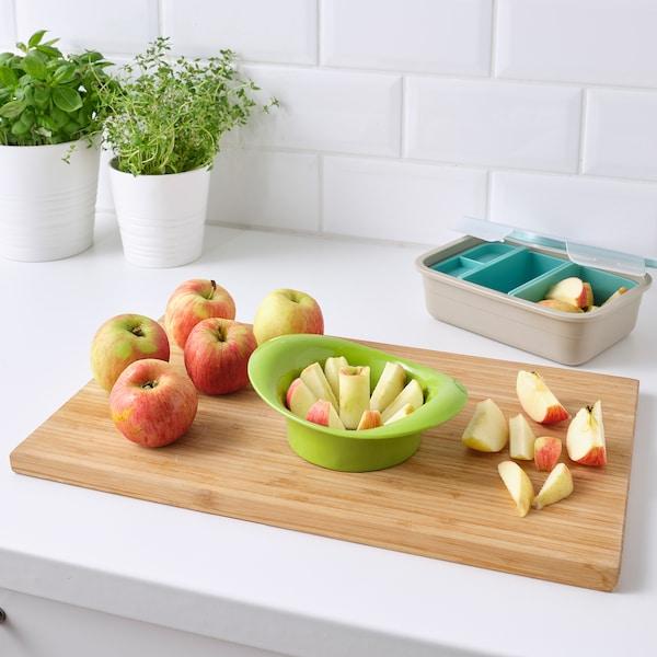 SPRITTA Apfelteiler, grün