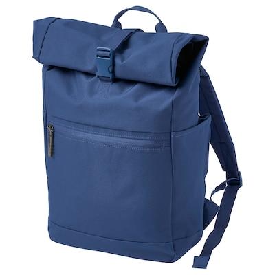 STARTTID Rucksack, blau, 18 l