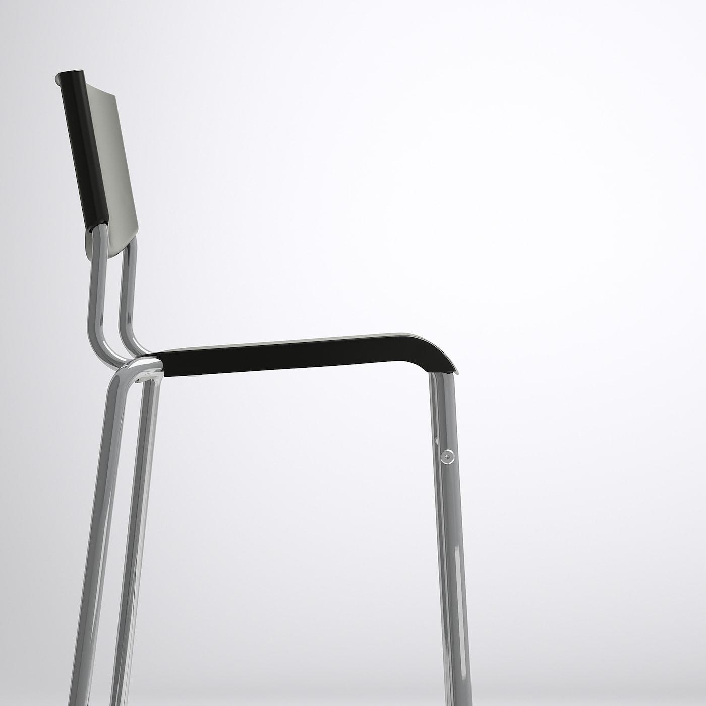 Home Furniture Diy Benches 63cm Sitzhocker Ikea Stig Barhocker In Schwarz Stapelbar Mtmstudioclub Com