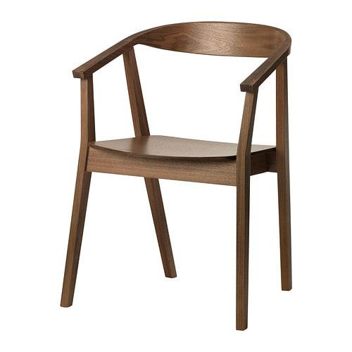ikea stockholm stuhl nussbaumfurnier 36 19 g nstiger. Black Bedroom Furniture Sets. Home Design Ideas