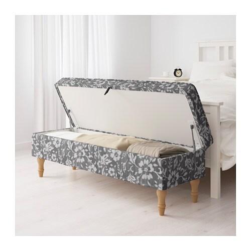 Polsterhocker Ikea bank mit stauraum ikea die schönsten einrichtungsideen