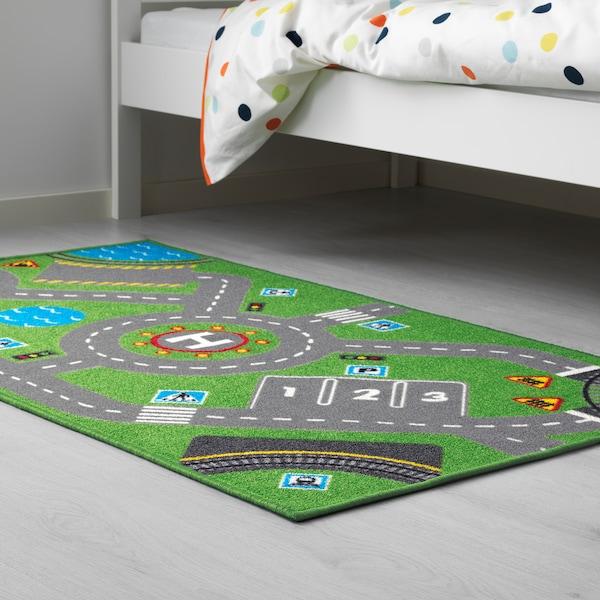 STORABO Teppich, grün, 75x133 cm
