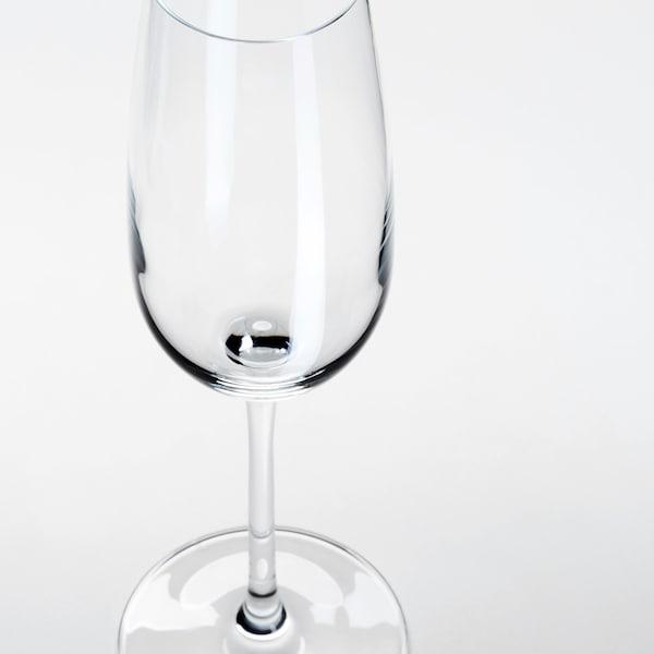 STORSINT Sektglas Klarglas 22 cm 22 cl 6 Stück