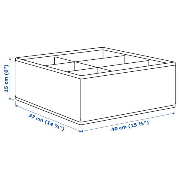 IKEA STORSTABBE Kasten mit fächern