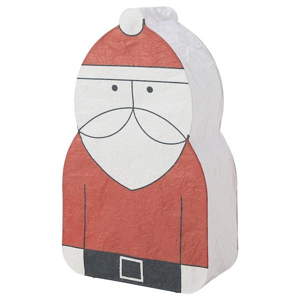 STRÅLA Dekobeleuchtung, LED, Weihnachtsmann
