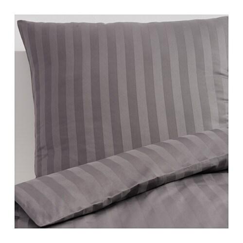 strandgyllen bettw scheset 2 teilig 140x200 80x80 cm ikea. Black Bedroom Furniture Sets. Home Design Ideas