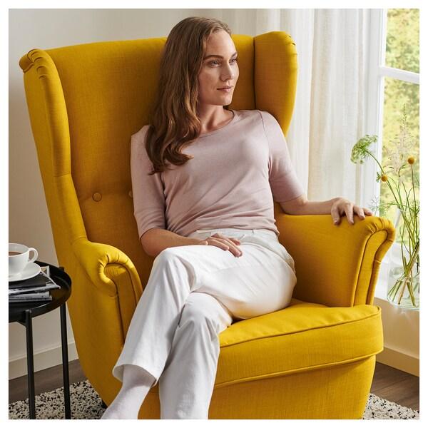IKEA STRANDMON Ohrensessel