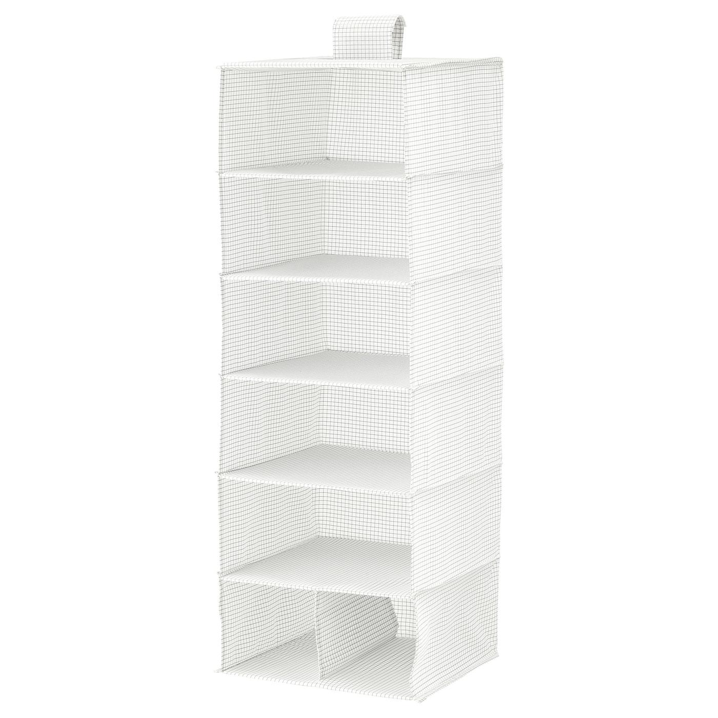 IKEA STUK Hängeaufbewahrung mit 7 Fächern
