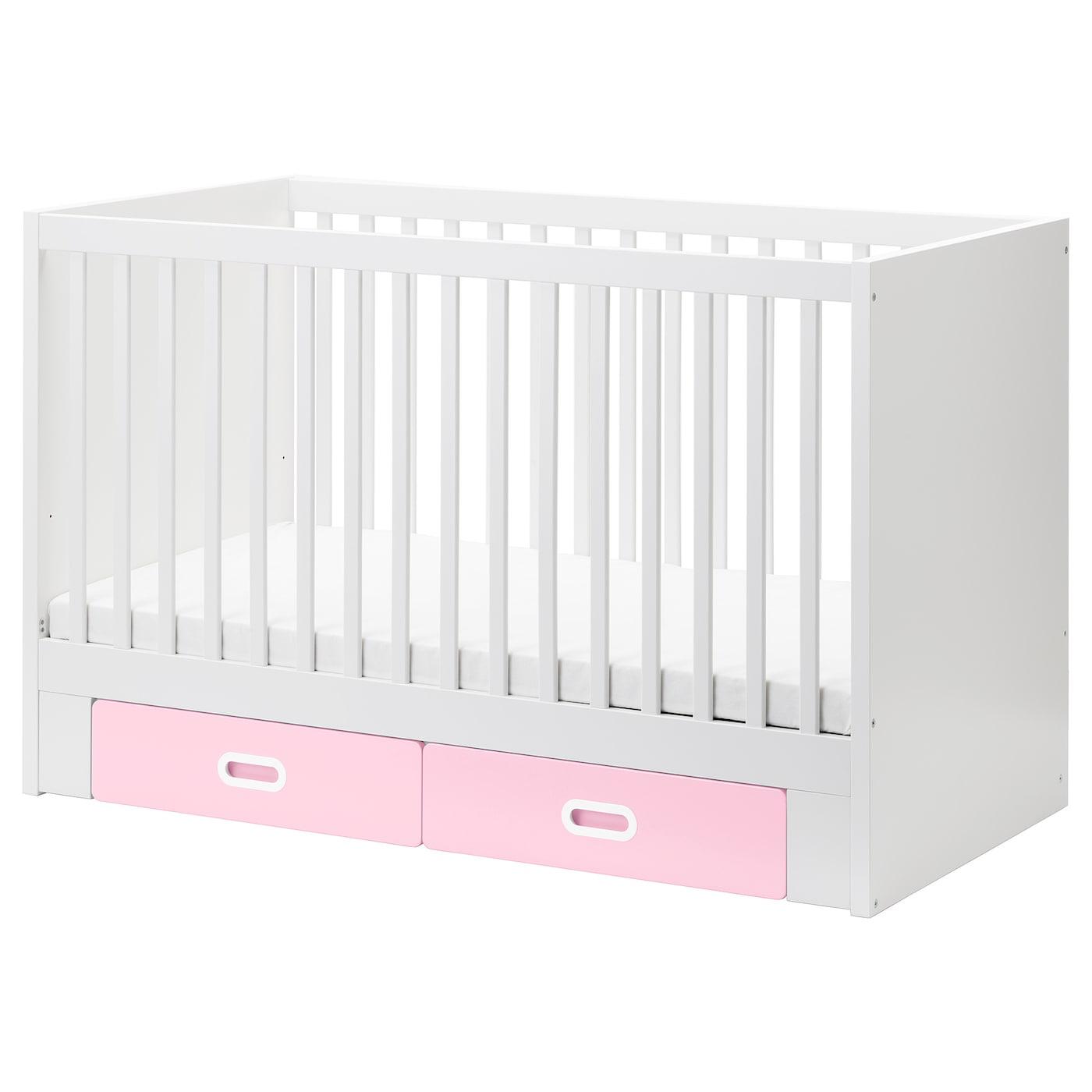 STUVA / FRITIDS   Kinderzimmer > Babymöbel > Babybetten & Babywiegen   Papier - Abs   IKEA