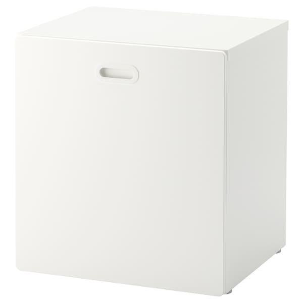STUVA / FRITIDS Aufbewahrung mit Rollen weiß/weiß 60 cm 50 cm 64 cm
