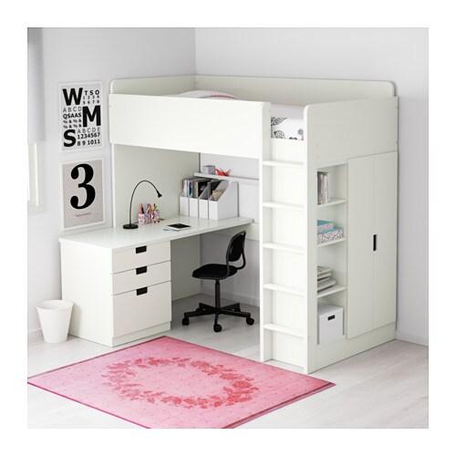 doppel hochbett mit rutsche beautiful ticaa hochbett mit. Black Bedroom Furniture Sets. Home Design Ideas