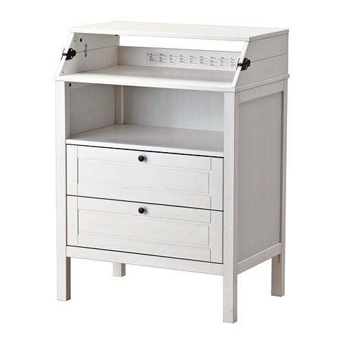 Ikea Sundvik Wickeltisch Kommode 35 12 Gunstiger Bei Koettbilligar De