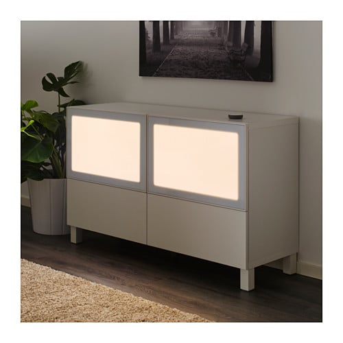 IKEA Smart Home: SURTE LED-Tür mit Fernbedienung