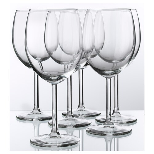 IKEA SVALKA Weinglas