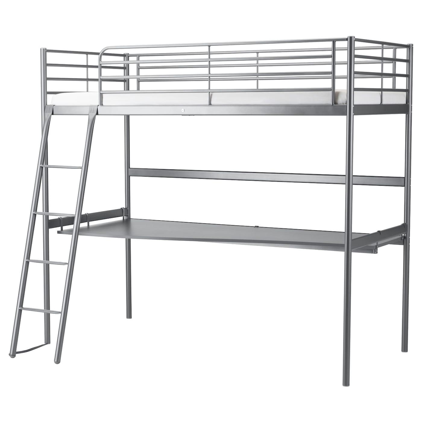 SVÄRTA | Schlafzimmer > Betten > Hochbetten | Laminat - Abs | IKEA