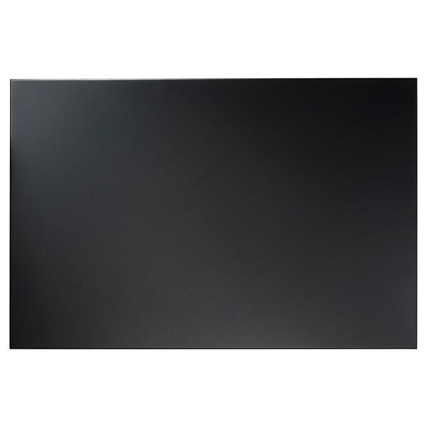 SVENSÅS Notiztafel, schwarz, 40x60 cm