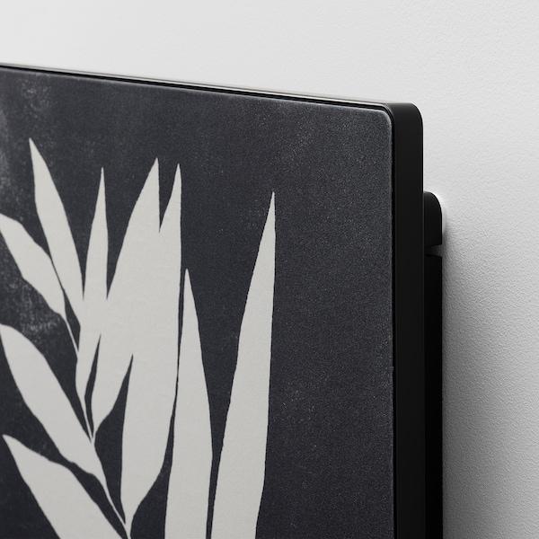 SYMFONISK Paneel für Rahmen mit Speaker, Blattsilhouette – Wachstum