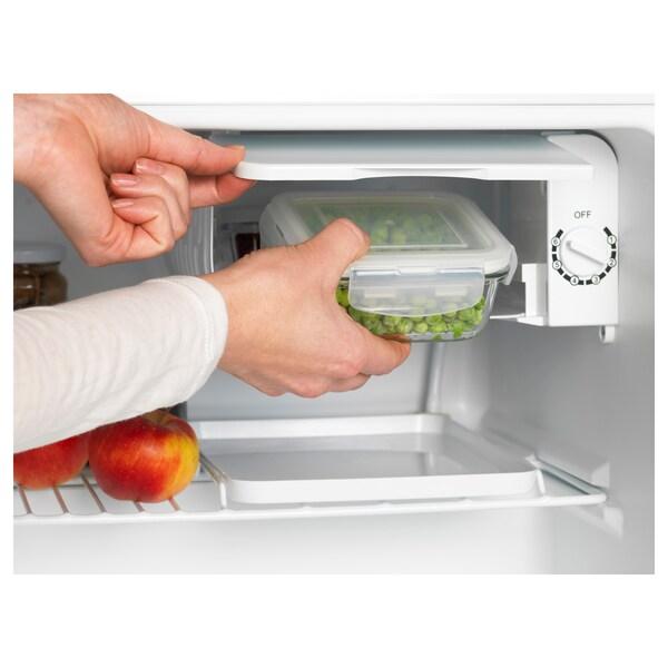 TILLREDA Kühlschrank A+, weiß, 43 l