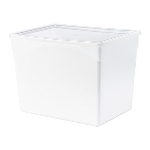 Ikea Duschkorb : Dry Food Jar with Lid IKEA
