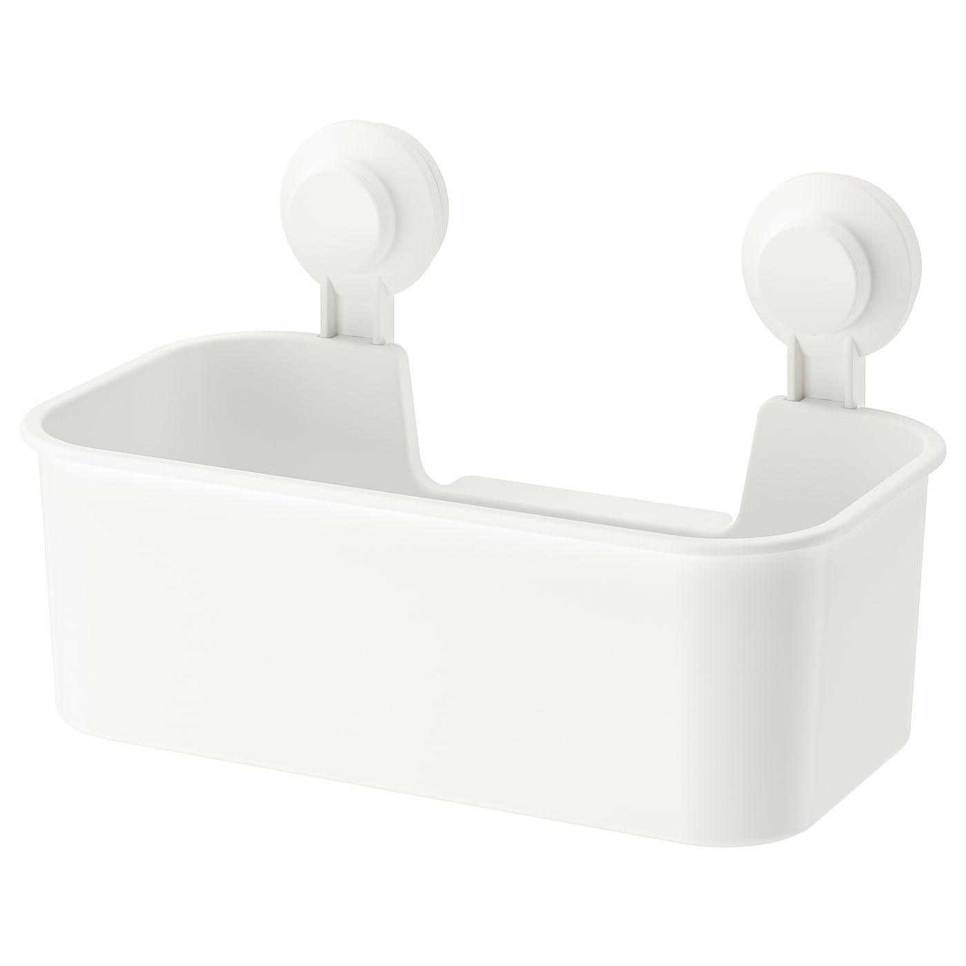 IKEA TISKEN Haken mit Saugnapf; in verschiedenen Farben; 4 Stück Handtuchhalter