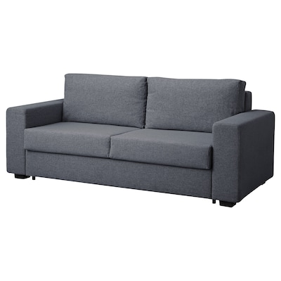 TOLBO 2er-Bettsofa, Gunnared grau