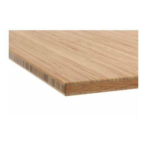 Tolken Abdeckplatte Bambus Ikea