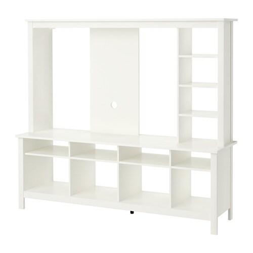 tomn s tv m bel wei ikea. Black Bedroom Furniture Sets. Home Design Ideas