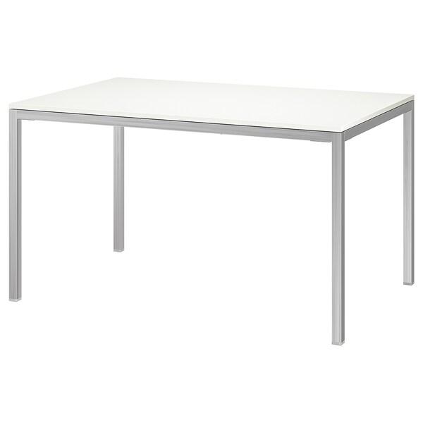 Torsby Tisch Verchromt Hochglanz Weiss Ikea Deutschland