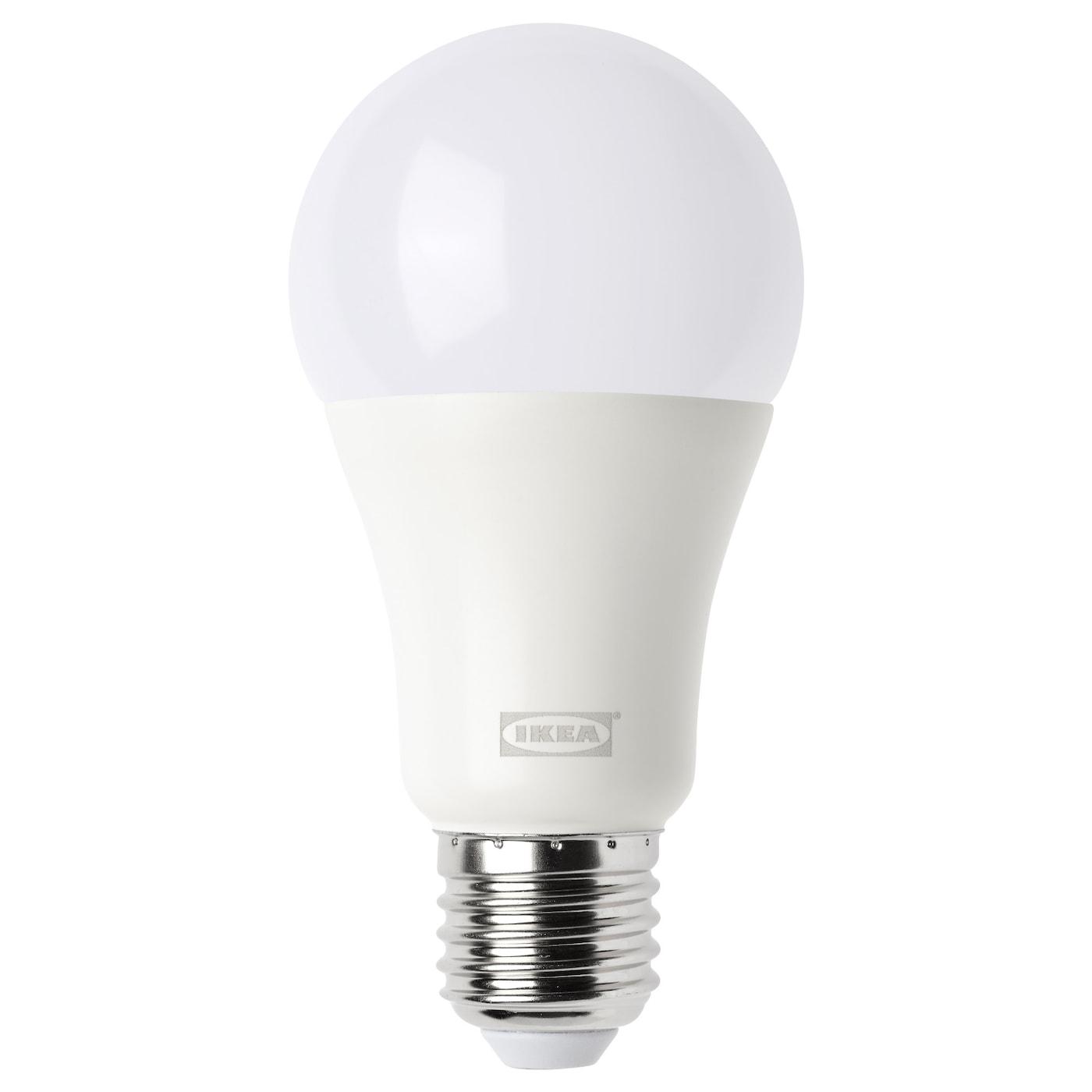 RYET LED-Lampe E27 600 lm - IKEA