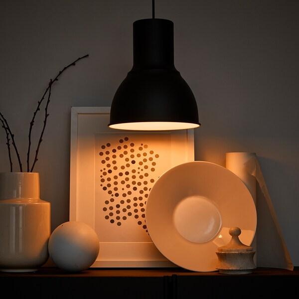 TRÅDFRI LED-Leuchtmittel E27 600 lm, kabellos dimmbar Farb- und Weißspektrum/rund opalweiß