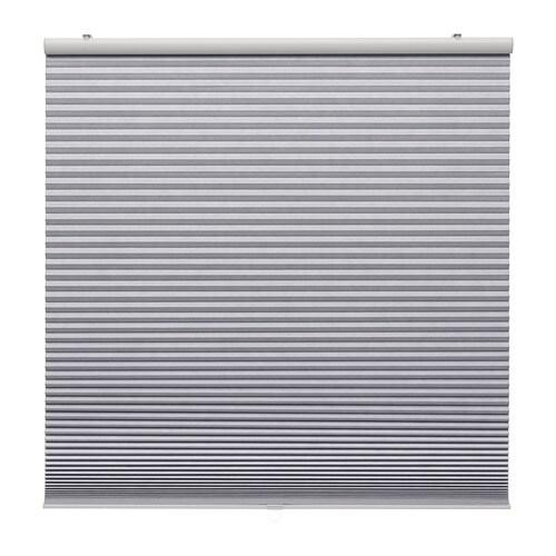 TRIPPEVALS Faltjalousie, verdunkelnd - 100x195 cm - IKEA