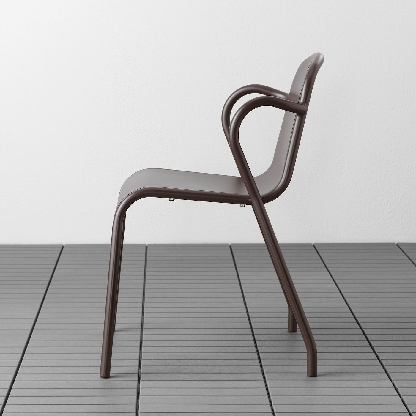 TUNHOLMEN Stuhlaußen grau IKEA Deutschland