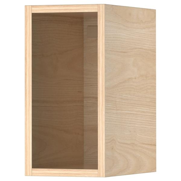 TUTEMO Regal, Esche, 20x37x40 cm
