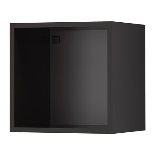 tutemo regal anthrazit 40x37x40 cm ikea. Black Bedroom Furniture Sets. Home Design Ideas