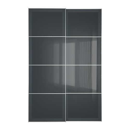 uggdal schiebet rpaar 150x236 cm ikea. Black Bedroom Furniture Sets. Home Design Ideas