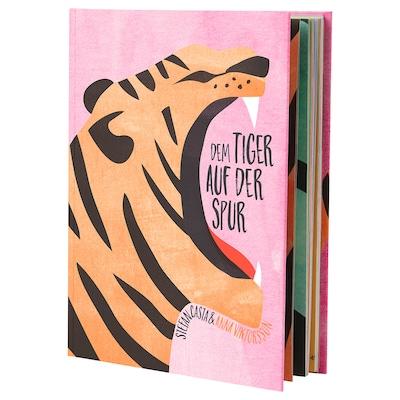 URSKOG Buch, Dem Tiger auf der Spur