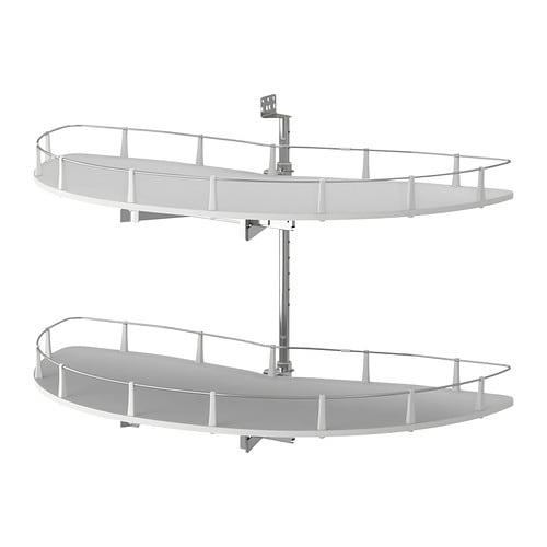 utrusta eckunterschrankeinr. ausziehbar - ikea - Ikea Küche Eckschrank Karussell